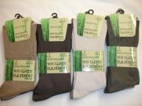 34SED044, Mens Bamboo Non Elastic Super Soft 3 in a pack socks £1.49.  1 dozen..