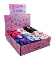 GLM93, Girls gripper fun magic gloves £6.85 a dozen.  3 dozen in a display box...