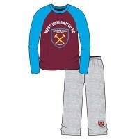 "Code:24958, Official ""West Ham FC"" boys pyjama £4.15.  pk18.."