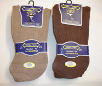 "34SED087, Mens Diabetic ""Extra Wide"" Non Elastic 3 in a Pack Socks £2.06.  1 dozen"