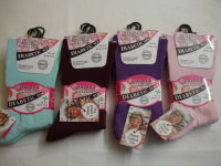 DIA1, Ladies Diabetic Non Elastic Socks.  1 dozen..