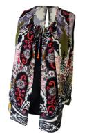 **LTP0306, Ex Major High Street Ladies Blouse with Cami Vest £2.50.  PK24..