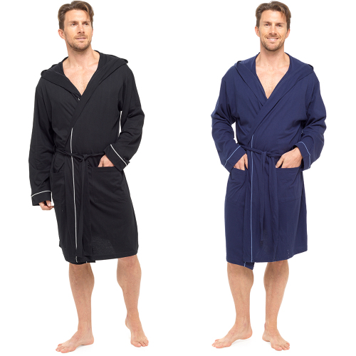 *HT321A, Mens Jersey Robe £4.00.  pk32...