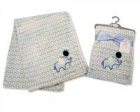 """BW948S, """"Nursery Time"""" Brand Baby Wrap - Elephant £3.50.  pk3.."""