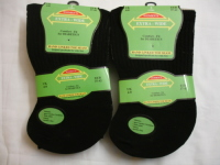 "SED087, Ladies Diabetic ""Extra Wide"" Cotton Rich 3 in a pack Non Elastic Socks £2.06.  1 dozen.."