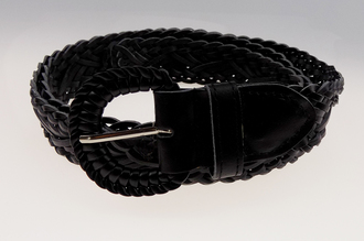 Style21: Ex Major High Street Ladies Plait Belt £1.00.  pk12..