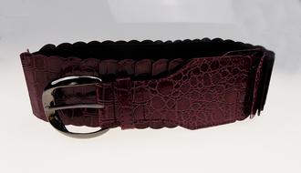 Style20: Ex Major High Street Ladies Waist Belt £1.00.  pk12..