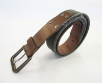 Style4: Ex Major High Street Men's Washed Canvas Belt £1.00.   pk12..