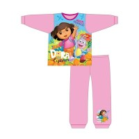 "*Code:26888, Official ""Dora the Explorer"" girls pyjama (OUT OF STOCK) £3.40. pk18..."