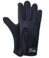 """GLA162, """"RockJock"""" Brand Unisex Fleece Lined Sports Glove with Gripper Palm & Zip Fastener £2.20. pk12.."""