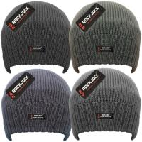 HAI704R, Men's Beanie Hat with Rockjock R40 Thermal Insulation £1.15.  pk24..