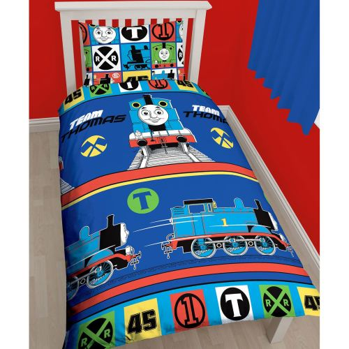 Thomas the Tank Engine Single Duvet Cover Quilt Cover Bedding Sets Childrens