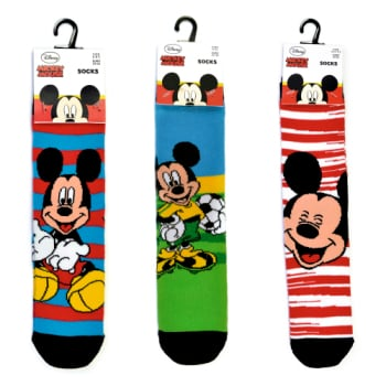"MICK403, Official Disney ""Mickey Mouse"" kids socks £0.65.   36 pairs....."