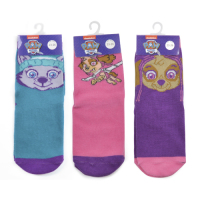 "PWP407, Official ""Paw Patrol"" girls socks £0.80.   18 pairs....."