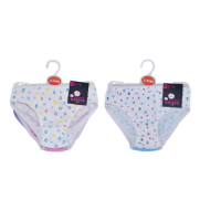 BR223A, Girls 3 in a pack briefs £1.20.  16pks...
