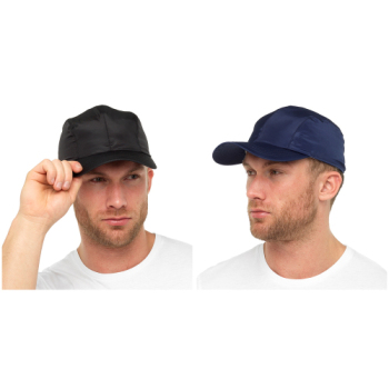 GL782, Mens Waterproof Baseball Cap £2.30.  pk72...
