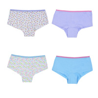 BR222, Girls 2 in a pack assorted design shorts £0.75.   12 packs....