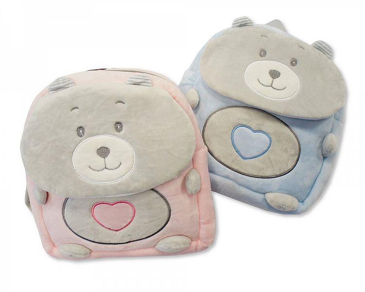 GP0804, Toddler Back Pack - Teddy £4.95.  PK6..