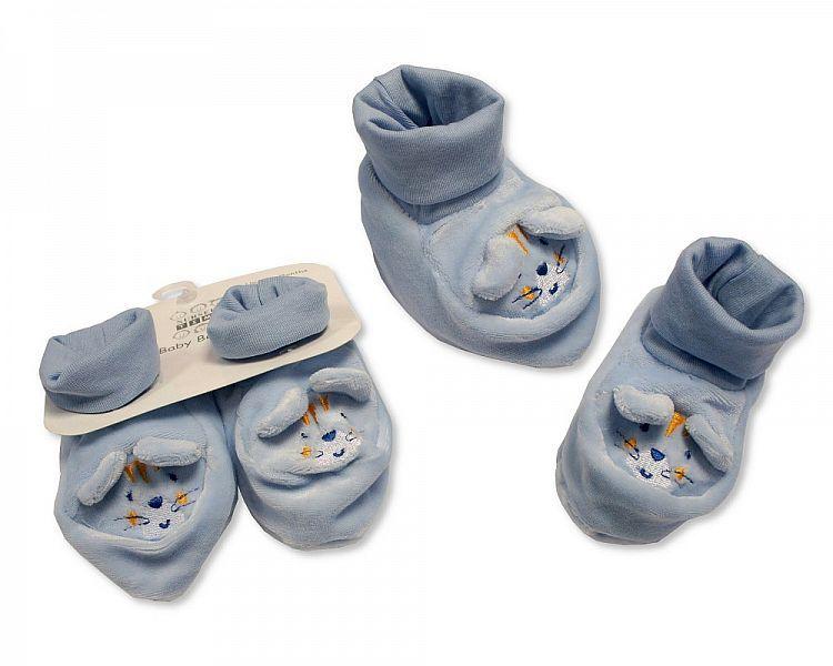 GP0831, Baby Booties - Tiger £2.70.  PK6..