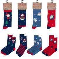 "SK254, Ladies ""Christmas"" novelty socks.  1 dozen..."