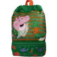 "**PEPPA1838, Official ""Peppa Pig""""George"" Swim Backpack £4.75.  pk6.."