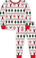 "WH31113, Adults Unisex ""Christmas"" Pyjama £8.00.  pk36.."