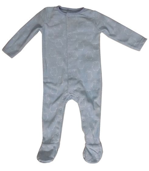 *BAB0089, Baby Fleece All In One £2.00.  PK12...