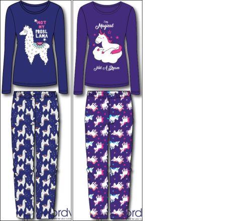 KN0152, Girls coral fleece pyjama £6.25.   pk12...