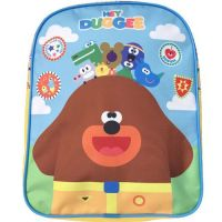 "*HEYDUG1682, Official ""Hey Duggee"" backpack £4.50.  pk6.."