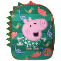 "*PEPPA1832, Official ""Peppa Pig""""George"" Novelty Backpack £4.00.  pk6.."