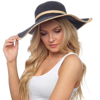 GL729, Ladies summer hat £3.50.  pk12..