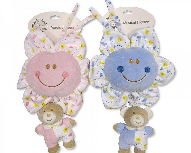 GP879, Baby Musical Flower - My Little Sunshine £5.95.  PK6..
