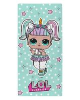 "*LOL91, Official ""L.O.L Surprise""""Unicorn"" beach towel £5.25. pk6...."