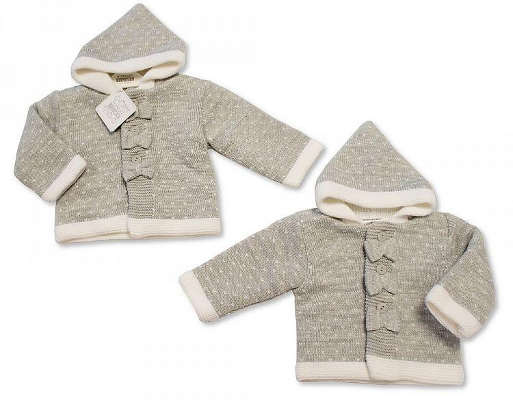 BW638, Knitted Baby Pram Coat £10.50.  PK4..