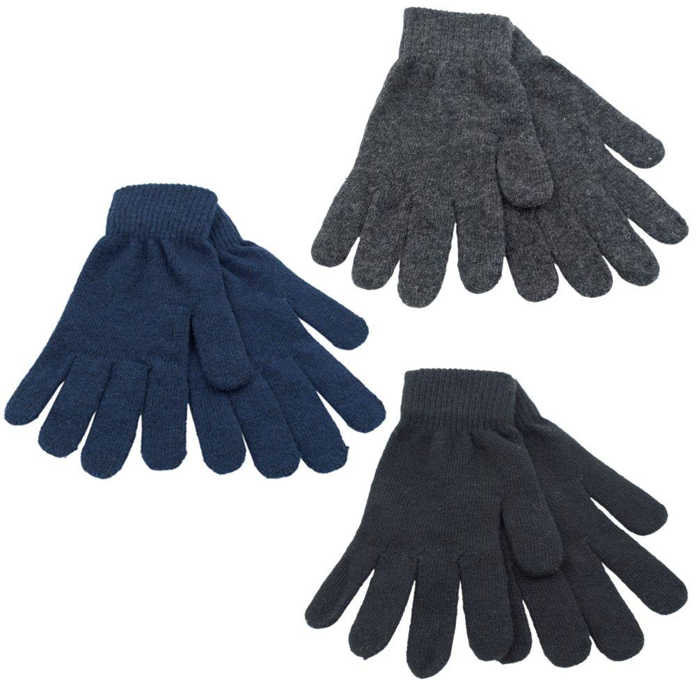 GL120, Mens magic gloves with wool, 1 dozen...