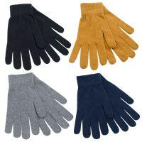 GL139, Ladies thermal wool mix magic gloves, 1 dozen...
