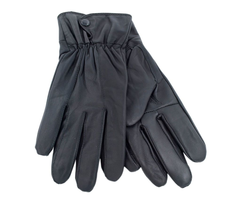 GL231BK, Ladies leather gloves £3.15. pk12...