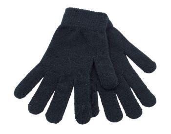GL311, Mens thermal magic gloves -black, 1 dozen...