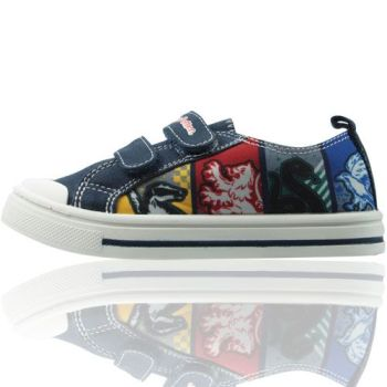 "Official Harry Potter ""Greyon"" Boys Canvas Trainer £8.95.  pk18..."