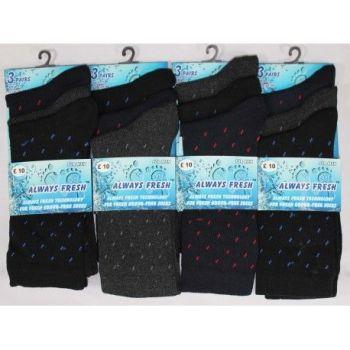 AF2709, Mens suit design socks, 1 dozen..