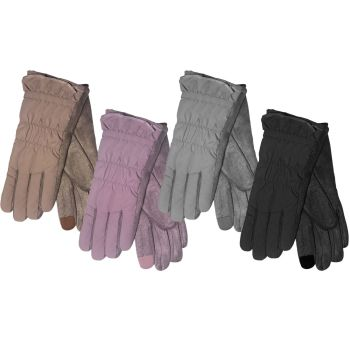 "GLA171, ""RockJock"" Brand Ladies Winter Glove with Mole Skin Palm £2.00.  pk12.."