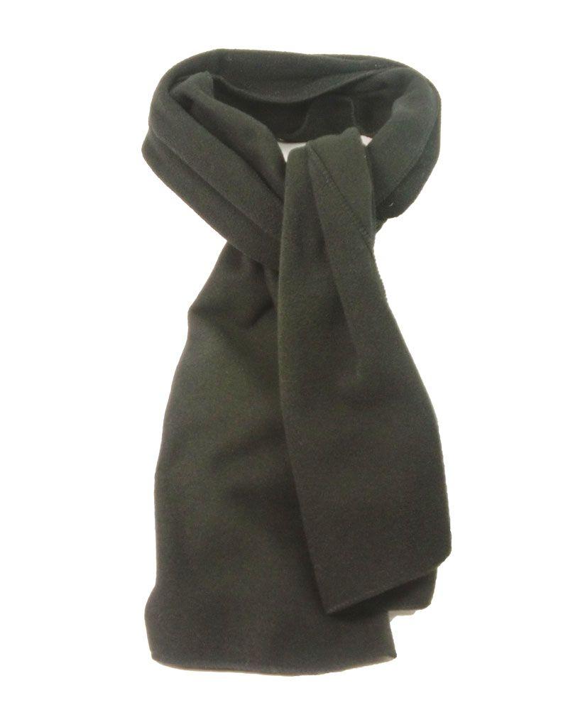 SC508, Mens fleece scarf in black £1.25. PK12...