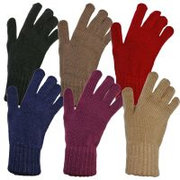"GLA131, ""Handy"" Ladies thermal gloves in assorted colours, 1 dozen.."