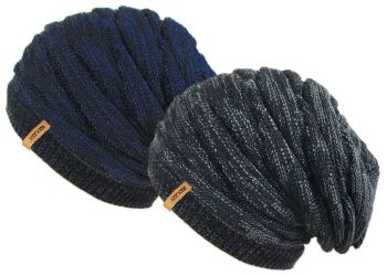 "HAI401, ""RockJock"" Adults Slouch Beanie with R80 Thermal Insualtiuon £1.75.  pk12.."