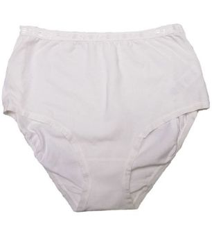 LUW0544, Ex M-S Ladies High Rise Full Brief £1.00.  PK24..