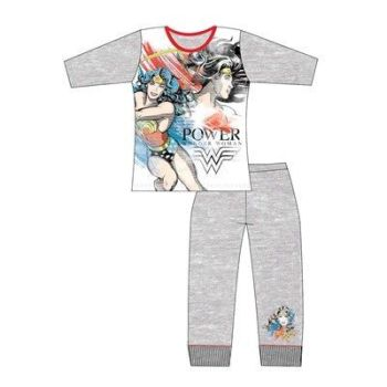 "**Code:31326, Official DC ""Wonder Woman"" Girls Pyjama £4.40. pk18..."