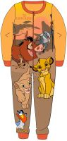 "WH33048, Official ""Lion King"" Boys All in One £5.75.  pk12.."