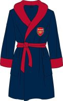 """WH33018, Official """"Arsenal"""" Mens Dressing Gown £8.50.  pk12.."""