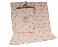 *BW1026, Baby Wrap - Unicorn £4.35.  pk2..