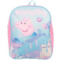 "*PEPPA1334, Official ""Peppa Pig"" Backpack £3.95.  pk6.."